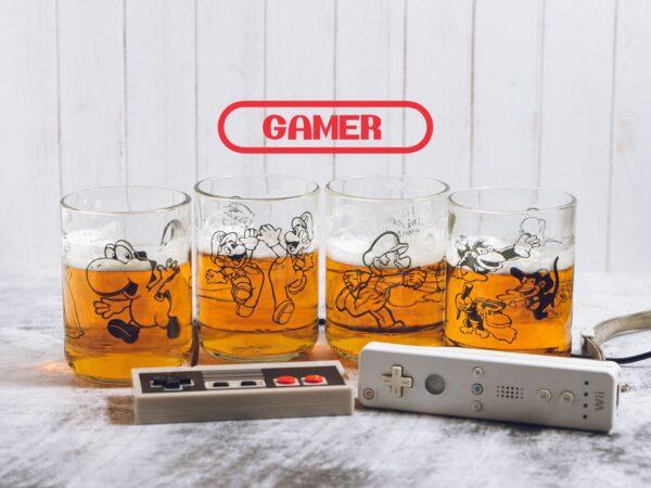 vasos gamer slide